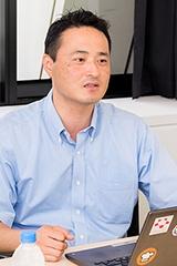 人間は囲碁でAIに勝てない~エヌビディア 井崎武士氏(画像)