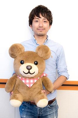 小林 傑氏<br>コロプラ Kuma the Bear開発本部 VRコンテンツ開発グループマネージャー