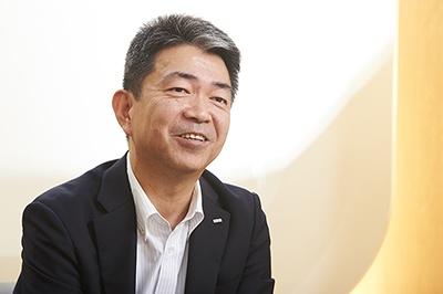IoTに最適なSIMとは~NTTドコモ 德弘徳人氏(画像)