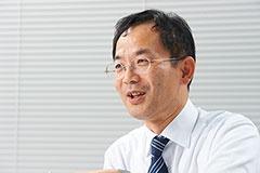ザウルスと「ともだち家電」の接点~シャープ 白石奈緒樹氏(画像)
