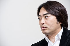 「+Style」事業責任者の近藤正充氏