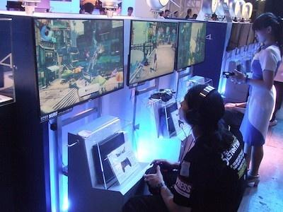 今年の東京ゲームショウの人気タイトル『Horizon Zero Dawn』。動物の姿を模した機械たちと戦い、地球の真実を探していくゲーム