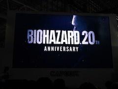 バイオハザードシリーズは20周年を迎えた