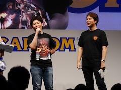 シリーズの多くを手掛けてきた川田将央氏(左)と小林裕幸氏(右)
