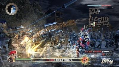 「日本一の兵(ひのもといちのつわもの)」とうたわれた武将、真田幸村となり、戦場を駆け巡る。東京ゲームショウ2016は、発売前にその魅力を味わう貴重な機会だ