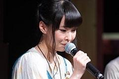 『信長の野望』イベント 声優の伊藤かな恵さん登場【TGS2016】(画像)