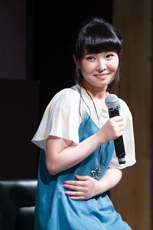 声優の伊藤かな恵さん