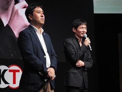 最後に改めてWinning Post スタリオンの魅力を伝える松枝さんと山口さん