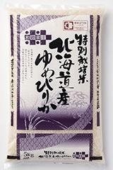 JA新砂川 特別栽培米ゆめぴりか