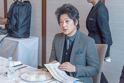 細川茂樹氏(タレント)