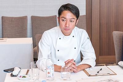 小崎陽一氏(イタリア料理研究家)