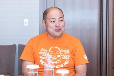 審査委員長 川崎恭雄氏(いづよね代表取締役)