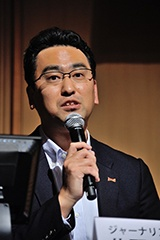 コーディネーターを務めたITジャーナリスト・佐野正弘氏