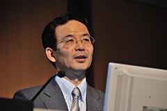 白石奈緒樹氏 シャープ IoT通信事業本部 IoTクラウド事業推進部長