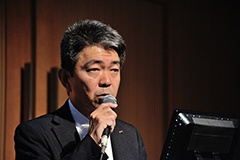 德弘徳人氏 NTTドコモ R&Dイノベーション本部 移動機開発部長