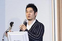 中山 亮太郎氏 サイバーエージェント・クラウドファンディング 代表取締役社長