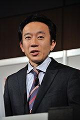 岡島博司氏