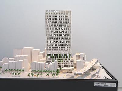 渋谷駅南街区に建設予定の複合施設「渋谷ストリーム」