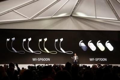 ワイヤレスイヤホンも多数発表