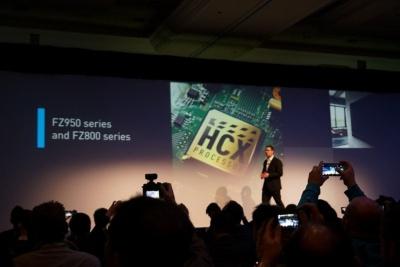 パナソニックは高画質回路「HCX」を発表