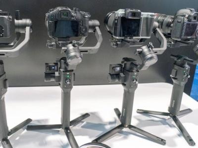 各社のレンズ交換式カメラに対応する