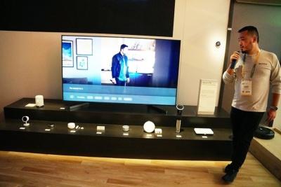 ソニーが北米で発売するスマートテレビ「ブラビア」のAndroid TV搭載機が、ソフトウエアのアップデートによりGoogleアシスタント機能を搭載した