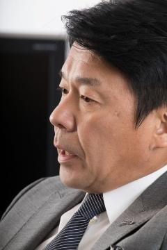 カプコン代表取締役社長COOの辻本春弘氏