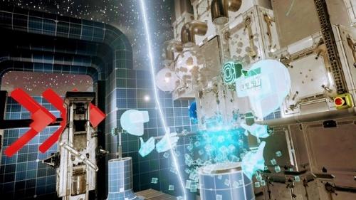 『エニグマスフィア~透明球の謎』のプレー画面