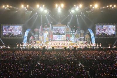 変わらず好調の「アイドルマスター」ライブ (c)BANDAI NAMCO Entertainment Inc.