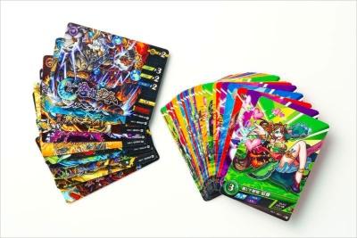 『モンスターストライク』の世界観をリアルなカードで実現する『モンスターストライク カードゲーム』
