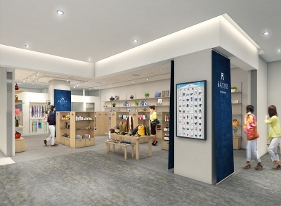 2016年3月にオープンした初のリアル店舗・銀座店