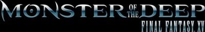 『MONSTER OF THE DEEP FINAL FANTASY XV』はPlayStation VR専用タイトル。ファイナルファンタジーXVの世界でフィッシングやハンター体験を楽しめる