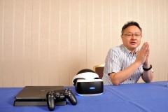 PS VR発売1年、新型コンテンツにSIE吉田氏が手ごたえ(画像)