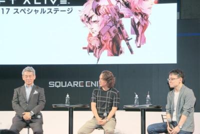 スクエニ新作『LEFT ALIVE』最新映像を公開【TGS2017】(画像)