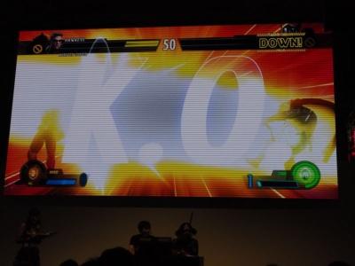 1勝1敗から3戦目に突入。結果、綾野プロデューサーが勝利