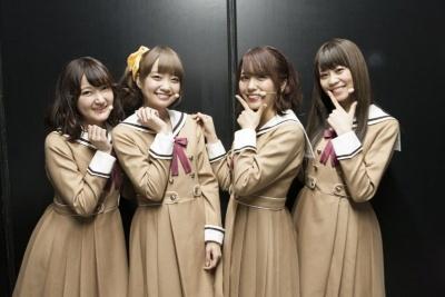 本日イベントに登場したのは4名。Poppin'Partyはその4名に市ヶ谷有咲役の伊藤彩沙さんを加えた5人組となる (c)BanG Dream! Project (c)(c)bushiroad All Rights Reserved.