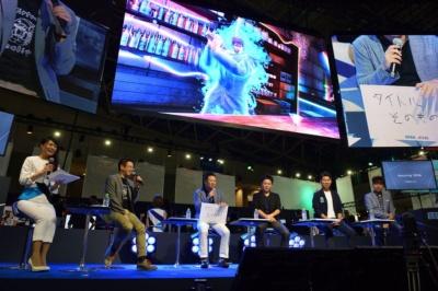 セガの新CI「Amazing SEGA」、部門トップがトーク合戦【TGS2017】(画像)