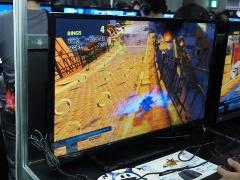 PS4、NintendoSwitch、XboxOneのマルチプラットフォームで発売する『ソニックフォース』