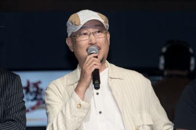 真島吾朗役の宇垣秀成氏