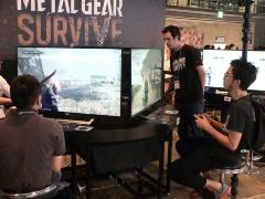 『METAL GEAR』シリーズ最新作、『METAL GEAR SURVIVE』は最大4人でCO-OP(協力プレイ)が楽しめるようになっていた