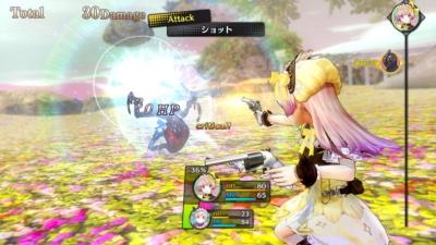 戦闘システムには「コンビネーションバトル」と「バトルミックス」という2つの新要素が加わり、より戦略的な戦いが楽しめるようになっている