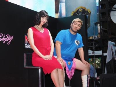 スペシャルゲストのお二人はかなりの競馬通。倉持由香さんは超高額の馬券をいくつも的中するなどの武勇伝を披露していた
