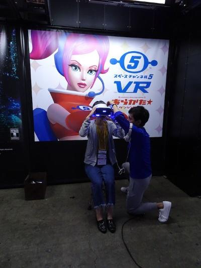 VRヘッドセットを初装備。ピントを合わせるのが難しい…