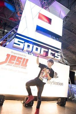 歌広場さんは9月23日、ホール11のe-Sportsステージで開催される「CAPCOM Pro Tour ジャパンプレミア」決勝大会にゲスト出演!