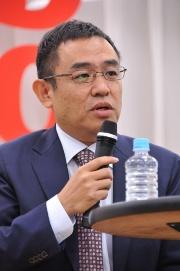 ソフトバンクロボティクス コンテンツマーケティング本部 取締役本部長 蓮実一隆氏