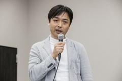 サッポロビールの新価値開発部 第1新価値開発グループの田中章生・チーフアートディレクター
