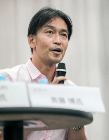 ソニーの事業開発プラットフォームTS事業部門の斉藤博副部門長