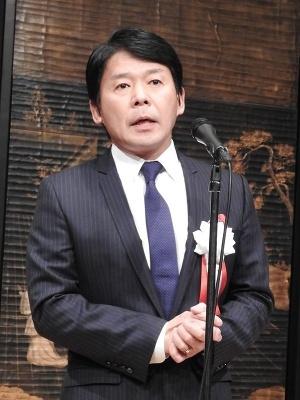 辻本春弘理事