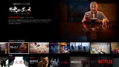Netflixはパソコン、スマートフォン、タブレットなどで視聴できる
