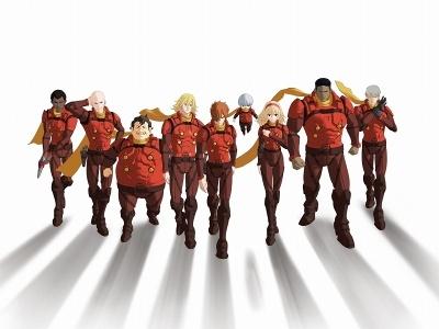 『CYBORG009 CALL OF JUSTICE』は「サイボーグ009」シリーズの最新作。シリーズ前作『009 RE:CYBORG』や「攻殻機動隊 STAND ALONE COMPLEX」シリーズで海外にも知られる神山健治氏が総監督を務めた。2月10日から全世界独占配信<br>(C)2016「CYBORG009」製作委員会